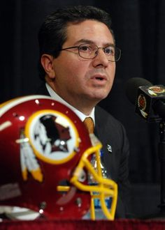 The name stays! BRAVO! I happen to be Native 'Redskin' American. I like having a football team named after us. I like this guy!