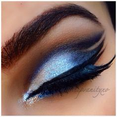 I love this look from @Sephora's #TheBeautyBoard: http://gallery.sephora.com/photo/linerupsweeps-13205