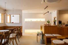 신불당 카페 '유얼스(yours)' : 네이버 블로그 Food Stall Design, Bakery Design, Cafe Design, Restaurant Design, Restaurant Bar, Cafe Interior, Room Interior, Interior Design, Hongdae