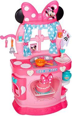 Amazon.com: JUSUB Minnie Bow-Tique, Juguete de cocina sorpresas dulces: Toys & Games Toy Cars For Kids, Toys For Girls, Kids Toys, Little Girl Toys, Baby Girl Toys, Lol Dolls, Barbie Dolls, Minnie Mouse Kitchen, Minnie Mouse Toys