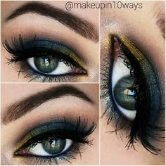 10 ways to wear makeup