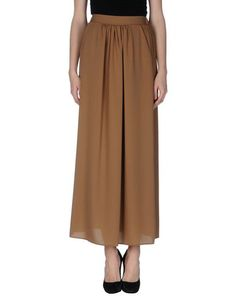 I found this great KAOS Long skirt on yoox.com. Click on the image above to get a coupon code for Free Standard Shipping on your next order. #yoox
