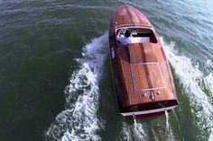 Bmw 507  boat