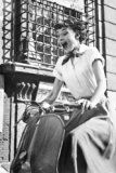 #8: Audrey Hepburn in Roman Holiday riding Vespa motorcycle scooter in Italy classic 24x36 Poster http://ift.tt/2cmJ2tB https://youtu.be/3A2NV6jAuzc