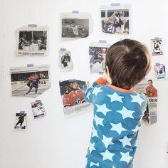 J'ai amené Clem à un spectacle de danse hier après-midi et c'était vraiment bon! @emilieraynaudp @marieplinteau  Il a été attentif la plupart du temps avec beaucoup de questions mais reste que je suis contente de cette première expérience!  Mais aujourd'hui il est de retour dans son monde de bâtons de patins et de rondelles!  #toddlerart #clempassionhockey #letthembelittle #slowtoute #avoir3ans #3yearsold #3ansetdemi #clempetitcoquin #kidslife #kidstyle #momlife #maman #enfant #maternité…