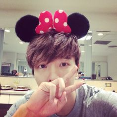 Donghae. So cuuute • insta update ♡