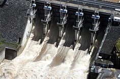 Water will be released from Wivenhoe Dam on Friday afternoon in anticipation of dumping rain over the weekend. Weekend Is Over, Water, Engineering, Advice, Natural, Water Mill, Gripe Water, Tips, Electrical Engineering