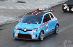 Renault R-5 Concept ou Twin Run