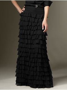 LOVE THIS!! western lace maxi skirt | Gorgeous lace maxi skirt ...