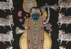Home - Shrinathji Pichwai simplicity magical harmony out look - PC - PIPC6 - 2
