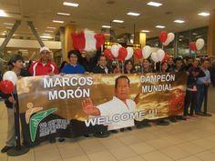 Recepcion Aeropuerto Internacional Jorge Chavez Lima Peru 2012