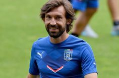 """Pirlo: """"Montella? It is hard to put together 20 players, Bonucci the best in Italy but e..."""