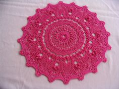 Color Doily - 5