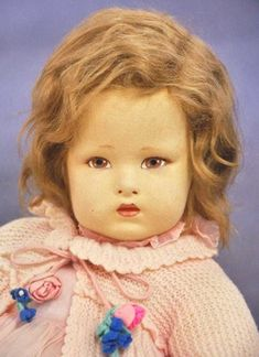 180: Rare Lenci Baby Doll.