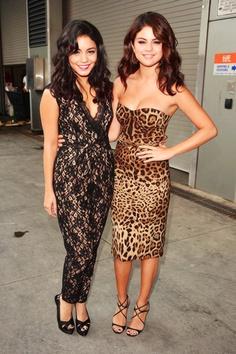 Selena Gomez& Vanessa Hudgens How To Attract Selena Gomez http://howtoattractwomentip.com/become-a-badass-with-women/