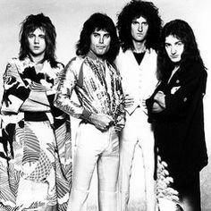 Queen.  You can't say enough about musicians who studied classical music and turned it into cool.  Bohemian Rhapsody rocked! And We Will Rock You!