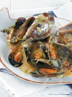 midia-axnista-pikantika Greek Recipes, Fish Recipes, Seafood Recipes, Recipies, Appetizer Salads, Appetizer Recipes, Cookbook Recipes, Cooking Recipes, Food Network Recipes