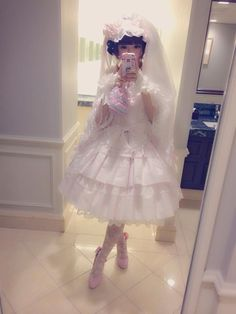 Pink Tulle, lolitawonderland: xharox: Aoki Misako for Baby...
