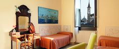 Albergo Hotel Panorama. Italy, Firenze. Quadruple Room