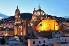 26-Centro Histórico de Zacatecas - México