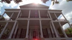 American Horror Story Coven house