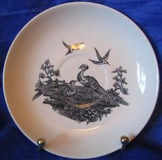 """6 1/2 """""""". Neat decorative piece. Made by Wedgwood in England."""