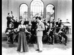 """From those WWII years - here's Dick Haymes and Helen Forrest singing """"It Had To Be You.'"""