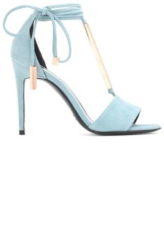 Pierre Hardy - something blue wedding shoes for bold brides Blue Wedding Shoes, Bridal Shoes, Stilettos, High Heels, Pretty Shoes, Beautiful Shoes, Shoe Boots, Shoes Heels, Man Shoes