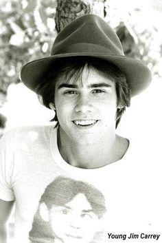 Young Jim Carrey