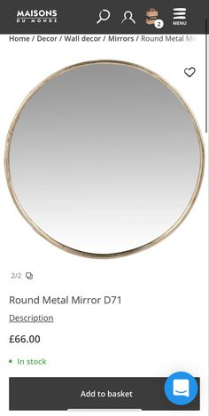 Metal Mirror, Lounge, Wall Decor, Product Description, Home Decor, Airport Lounge, Wall Hanging Decor, Decoration Home, Room Decor