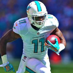 Mike Wallace- WR - Miami Dolphins
