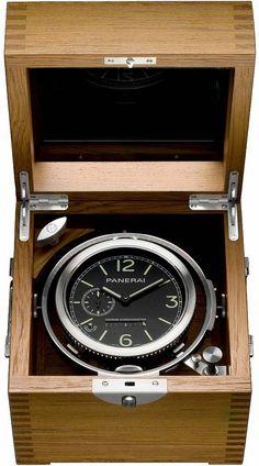 Chronomètre de Marine Officine Panerai