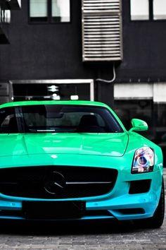Visit The MACHINE Shop Café... ❤ The Best of Mercedes-Benz ❤ (Mercedes SLS AMG Gull-wing) #MercedesSLSAMG