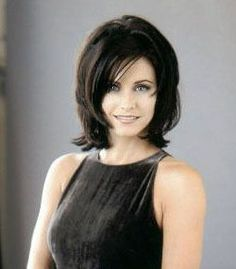 Image result for Courtney Cox Hairstyles From Friends