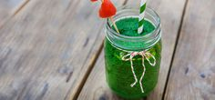 A Green Smoothie To Power You Through The Day Hero Image