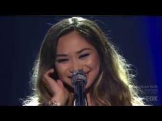 "Jessica Sanchez Sings ""The Prayer"" at American Idol's Season 15 Finale (Best Audio) - YouTube"
