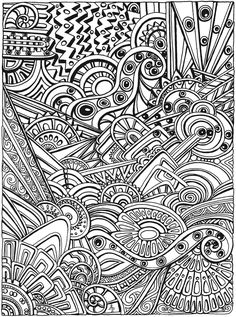 Creatively you butterfly anti-stress adult coloring book /(adult coloring b Dover Coloring Pages, Abstract Coloring Pages, Mandala Coloring Pages, Printable Coloring Pages, Adult Coloring Pages, Coloring Books, Coloring Stuff, Coloring Sheets, Colored Pencils