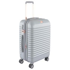BASTILLE LITE CARRY-ON EXPANDABLE SPINNER LUGGAGE