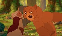 """""""You're gonna get a whole new perspective on things!"""" #BrotherBear pic.twitter.com/SU4UkRPUdR"""