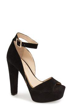 Jessica Simpson 'Athens' Ankle Strap Platform Sandal (Women)   Nordstrom