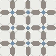 Olde English Melfort Geometric Floor Tiles Grey Grout, Geometric Tiles, Adhesive Tiles, Interior And Exterior, Tile Floor, English, Flooring, Design, House