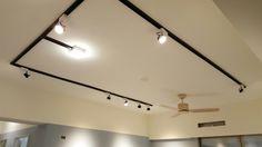 空間設計與裝潢 - 軌道燈規劃 - 居家討論區 - Mobile01