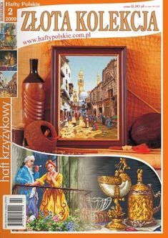Gallery.ru / Фото #135 - Журналы.Hafty pol.ZK 2 - saulute Cross Stitch Magazines, Cross Stitch Books, Painted Books, Embroidery, Pattern, Painting, Cross Stitch, Cross Stitch Pictures, Journals