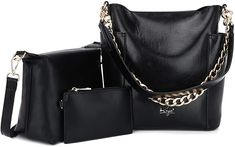 Fashion Handbags, Tote Handbags, Satchel Purse, Hobo Bag, Handle, Shoulder Bag, Purses, Amazon, Womens Fashion