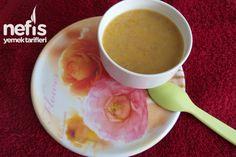 Bebekler İçin Kıymalı Sebze Çorbası (6 Ay)