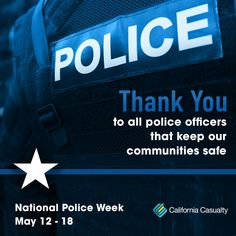 To the local, State and Federal law enforcement officers who protect us with courage and dedication, and to those who have made the ultimate sacrifice, you have our utmost gratitude. To the local, State and Federal la