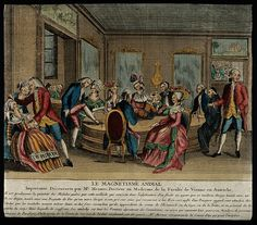Файл:A large gathering of patients to Dr. F. Mesmer's animal Wellcome V0016530.jpg