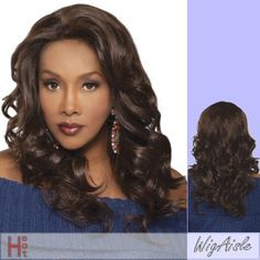 JESSIE-V (Vivica A. Fox) - Futura Fiber Lace Front Wig in P2216 by Vivica A. Fox. $53.76. Color P2216 is SPECIAL COLOR - BLONDE PIANO BLEND. Styling required to achieve the exact look shown. Lace Front Futura Fiber Wig. Medium length. Wavy style. Average cap size. The color you receive may vary from the swatch shown due to your monitor and the distribution of the color fibers dictated by the style.. Color shown is FS4/30. Color P2216 is SPECIAL COLOR - BLONDE PI...