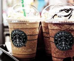 Starbucks coffee    via Tumblr