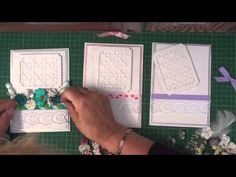 ▶ Adding Flowers to your Cards (card-making-magic.com) - YouTube
